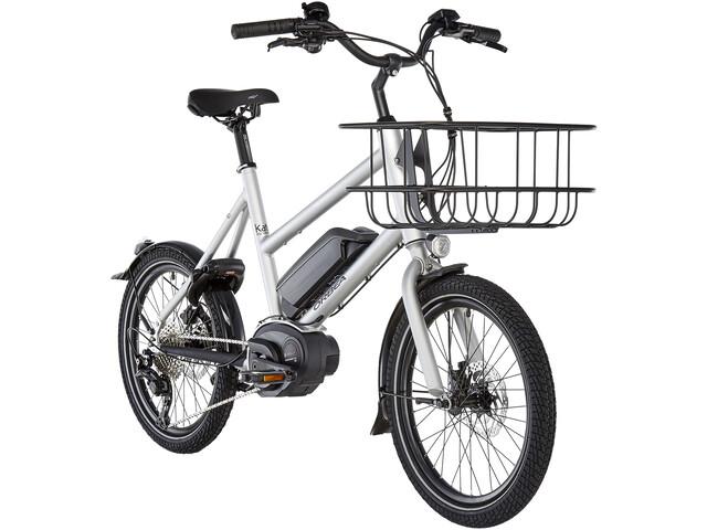ORBEA Katu-E 10 E-citybike sort (2019) | City